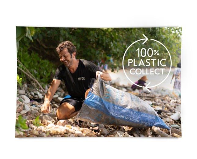 LANCEMENT DE 100% PLASTIC COLLECT