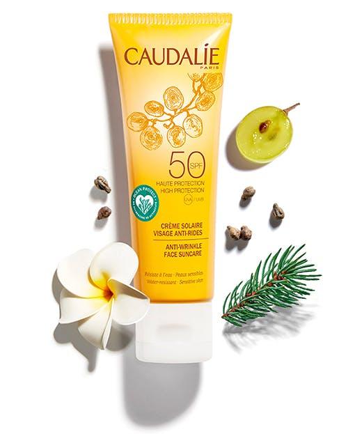 SPF50 Anti-wrinkle Face Suncare